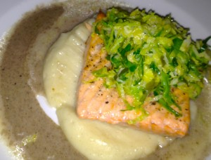 food and restaurant reviews mercer kitchen new york city food