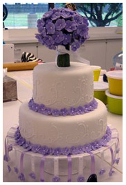 Cake Decorating Schools Usa : Wilton Cake Decorating Class: A Mini Bite of the Best